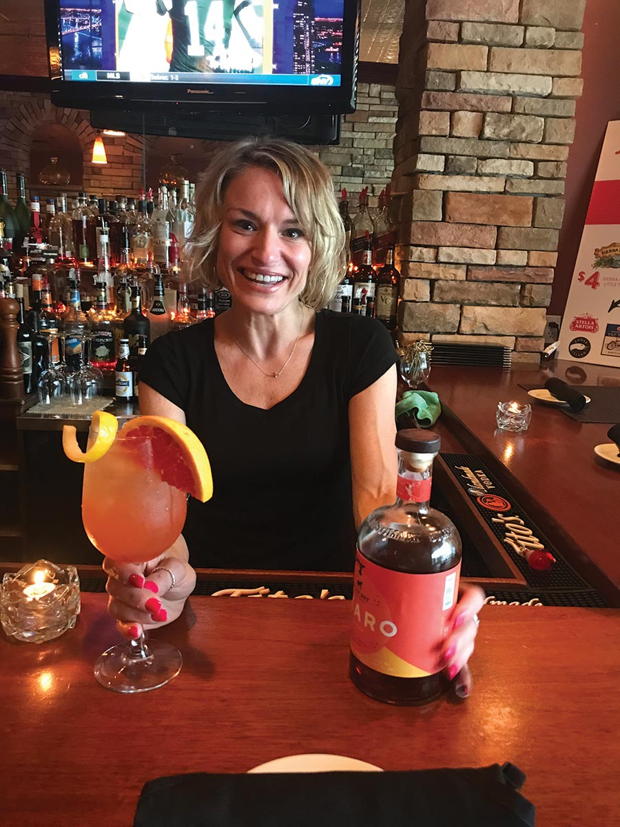 Serving Up: The Carloni at Vazzy's Osteria