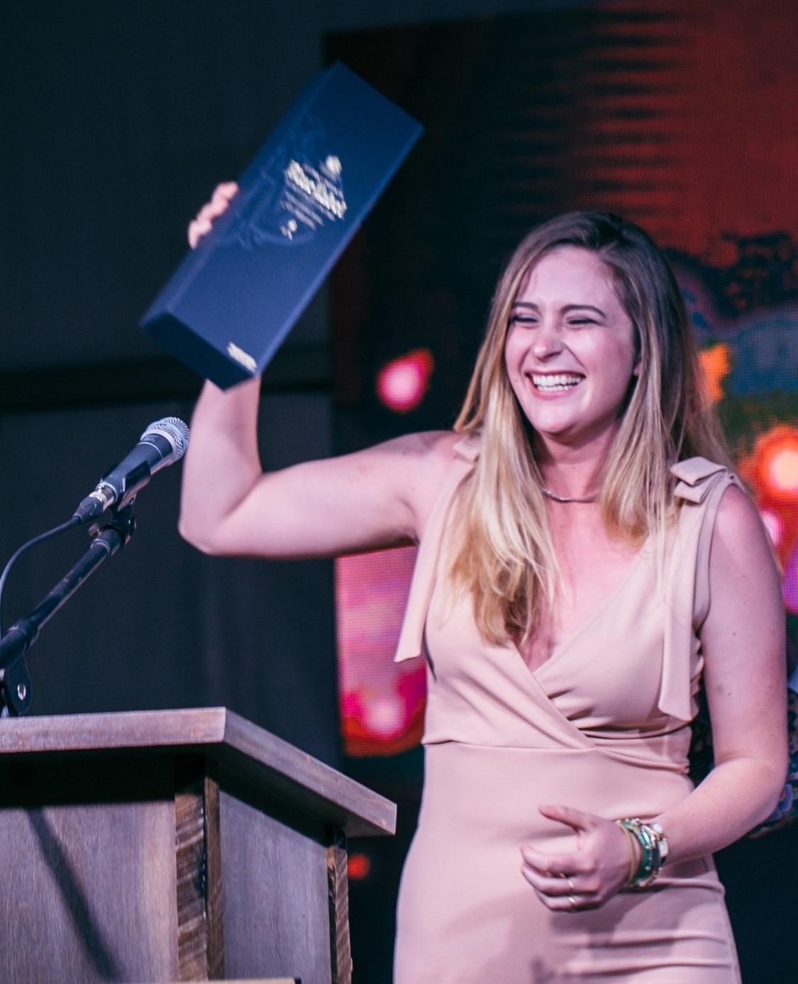 Newman 2018 Finals Winner of USBG World Class Sponsored by Diageo