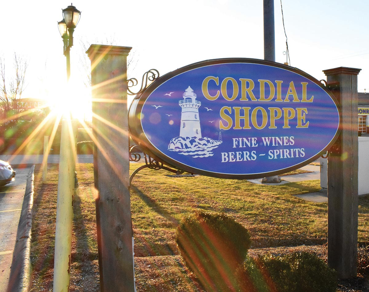 Retail Review: The Cordial Shoppe