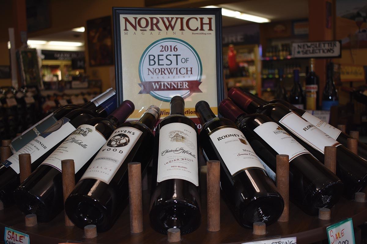 Retail Review: Towne Liquor Store