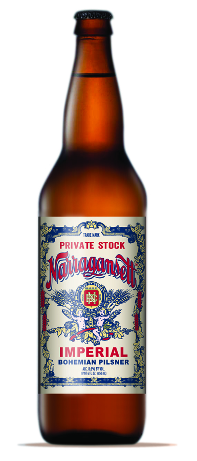 Narragansett beer releases imperial bohemian pilsner the for Rhode island craft beer