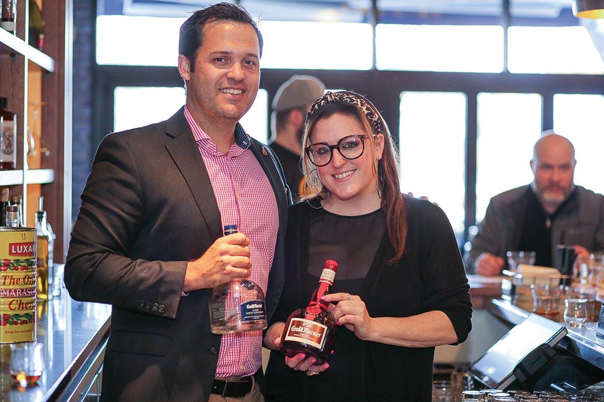 USBG Hartford Hosts Grand Marnier Tasting