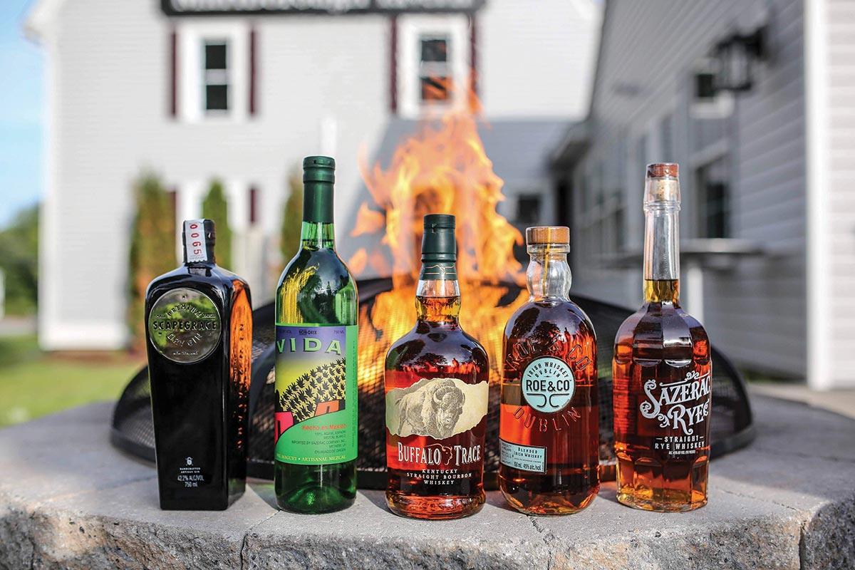 Marlborough Tavern Hosts Sazerac Industry Night