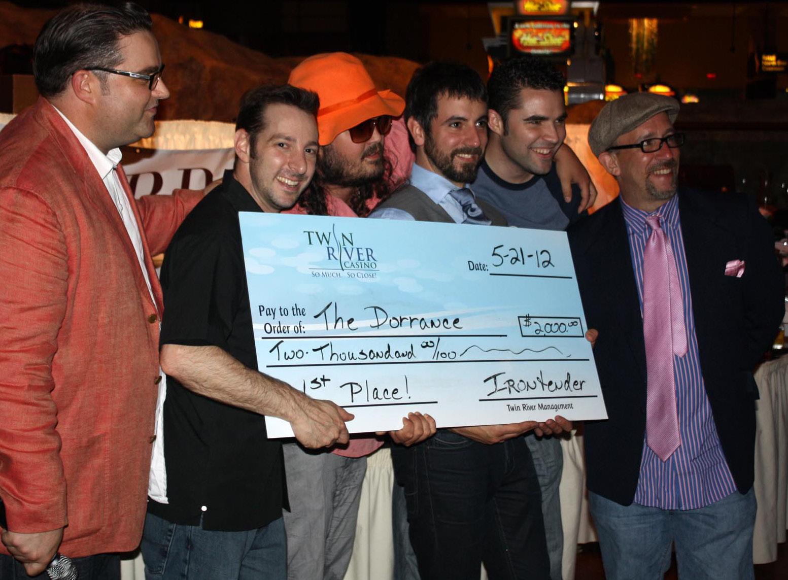 Local News: Irontender 2012