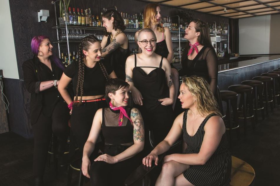 August Cover Story: Bartenders to Watch 2018