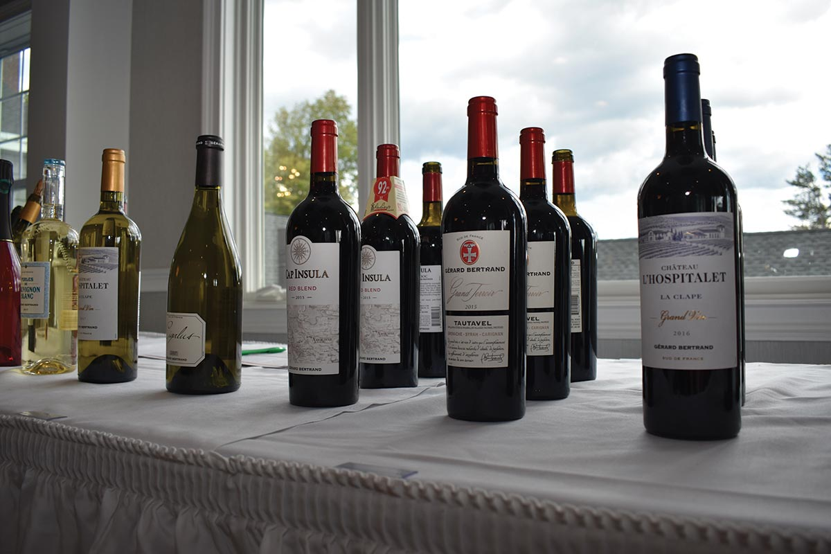 Hartley & Parker Presents Two Fall Trade Tastings