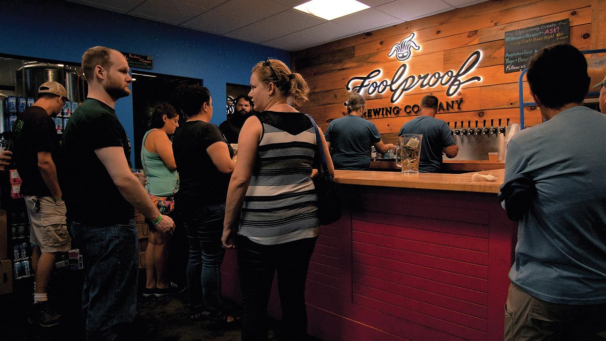 Foolproof Brewing Company Offers Sixth Annual Augtoberfest