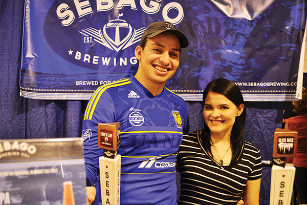 Second Annual Rhode Island Brew Fest Hosts Local Brewers