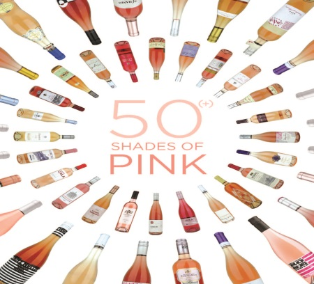 50+ Shades of Pink: A Vast Kaleidoscope of Pink