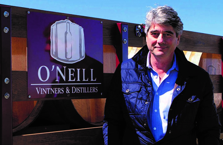 In Conversation with Jeff O'Neill of O'Neill Vintners & Distillers