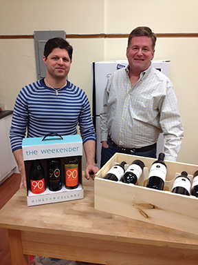 90+ CELLARS LAUNCHES GIFT PACK AND NEW BRAND