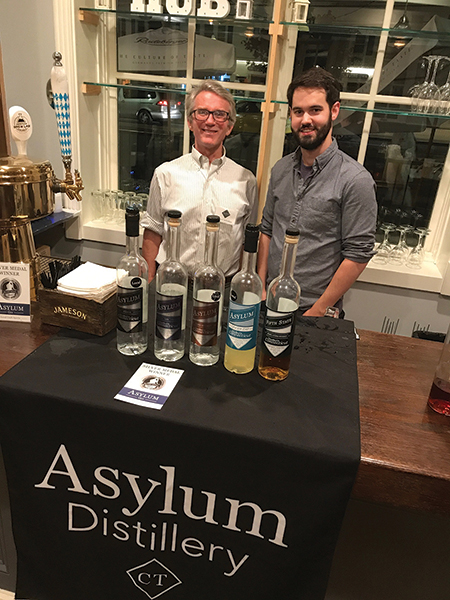 Asylum Distillery Hosts Brand Session with Area Bartenders