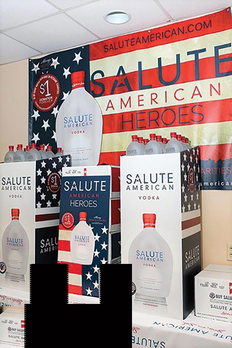 Brescome Barton Hosts Veterans' Nonprofit at Sales Meeting