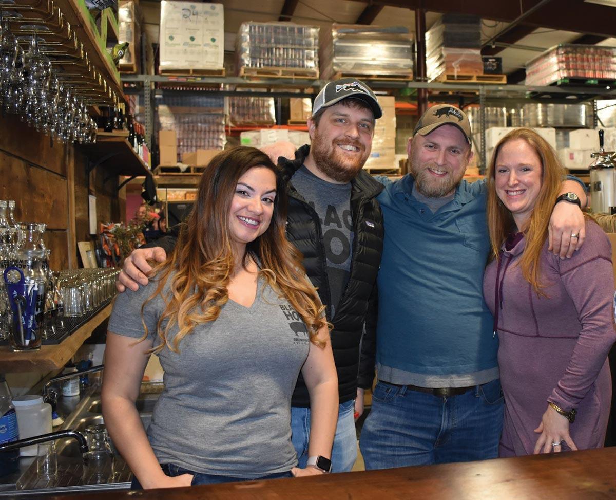Black Hog Brewing Hosts Barrel Aged Brew Fest 2018