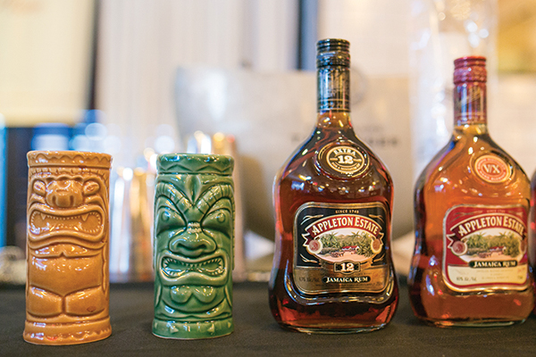 Tiki Competition Showcases Appleton Estate Rum