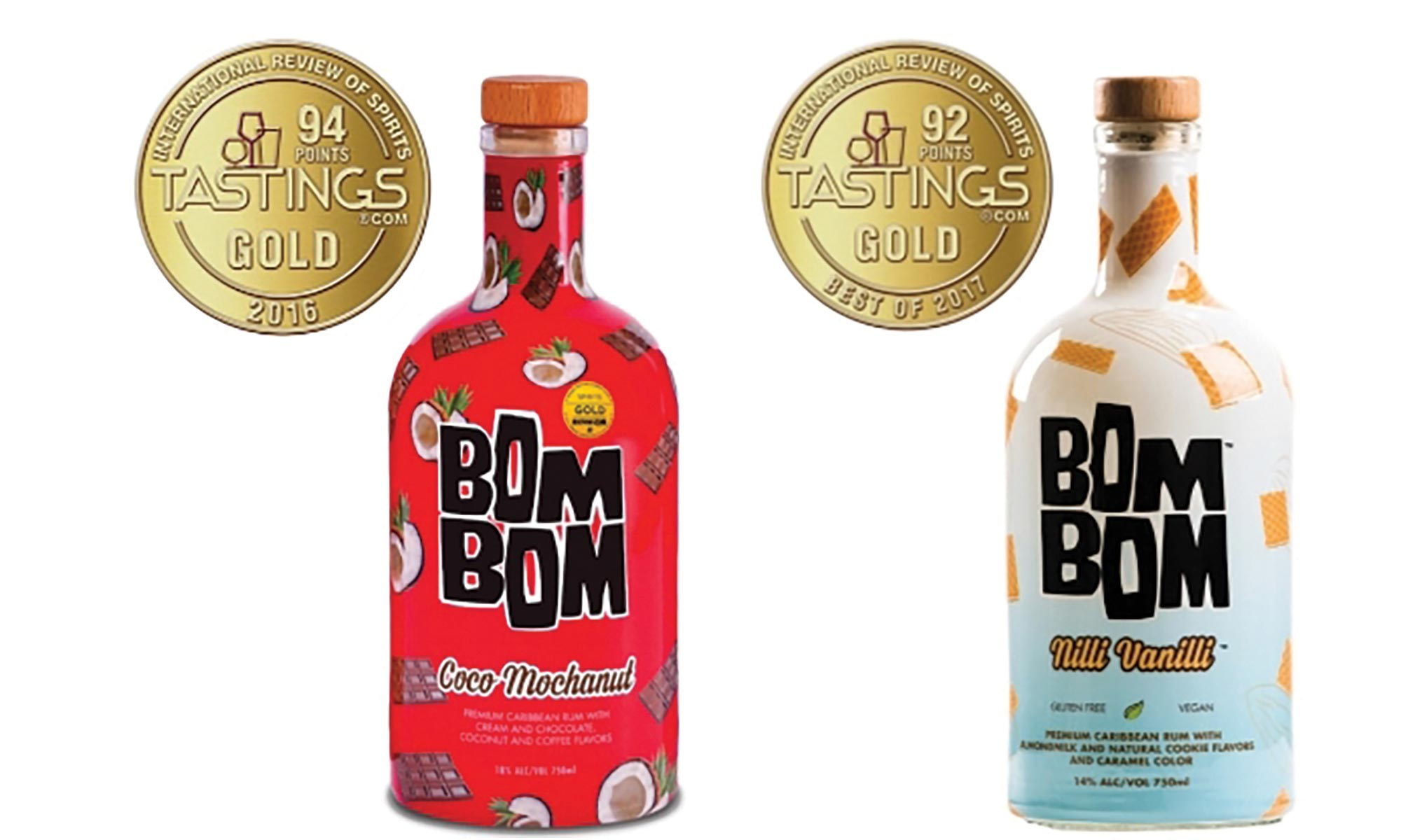 BOM BOM Liqueurs Expands in the Northeast