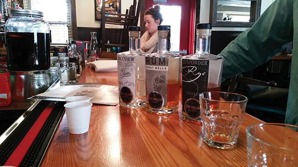 New england distilling the beverage journal for Rhode island craft beer