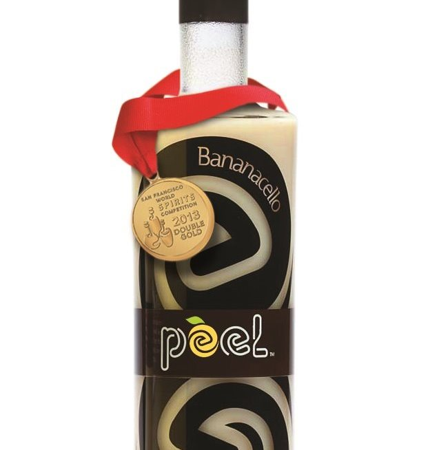 Peel Bananacello Celebrates Double Gold from San Francisco World Spirits Competition