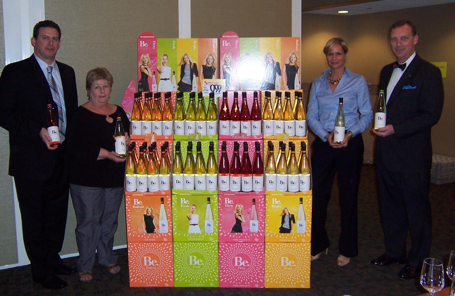 Treasury Wine Estates & Eder Bros. Launch Be. Wines