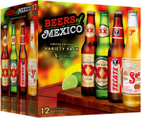 'Beers of Mexico' Variety Pack Available
