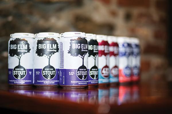 Atlantic Beverage Distributors Launches Big Elm Brewing