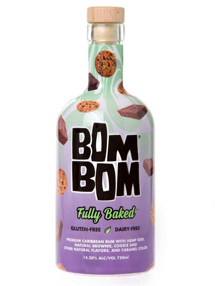 BOM BOM Brands Launches Hemp Milk Liqueur