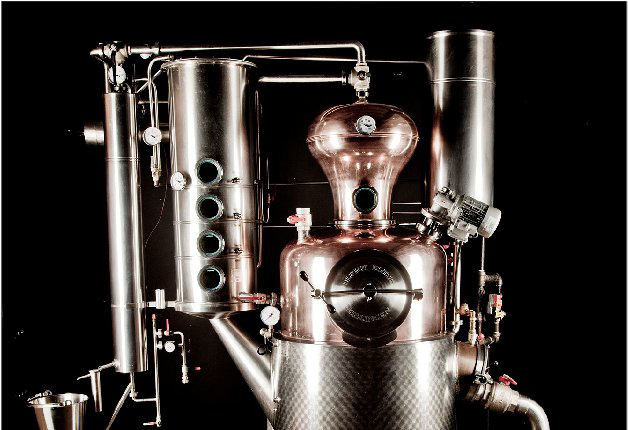 Boutique Distillery Makes Mark in Nutmeg State