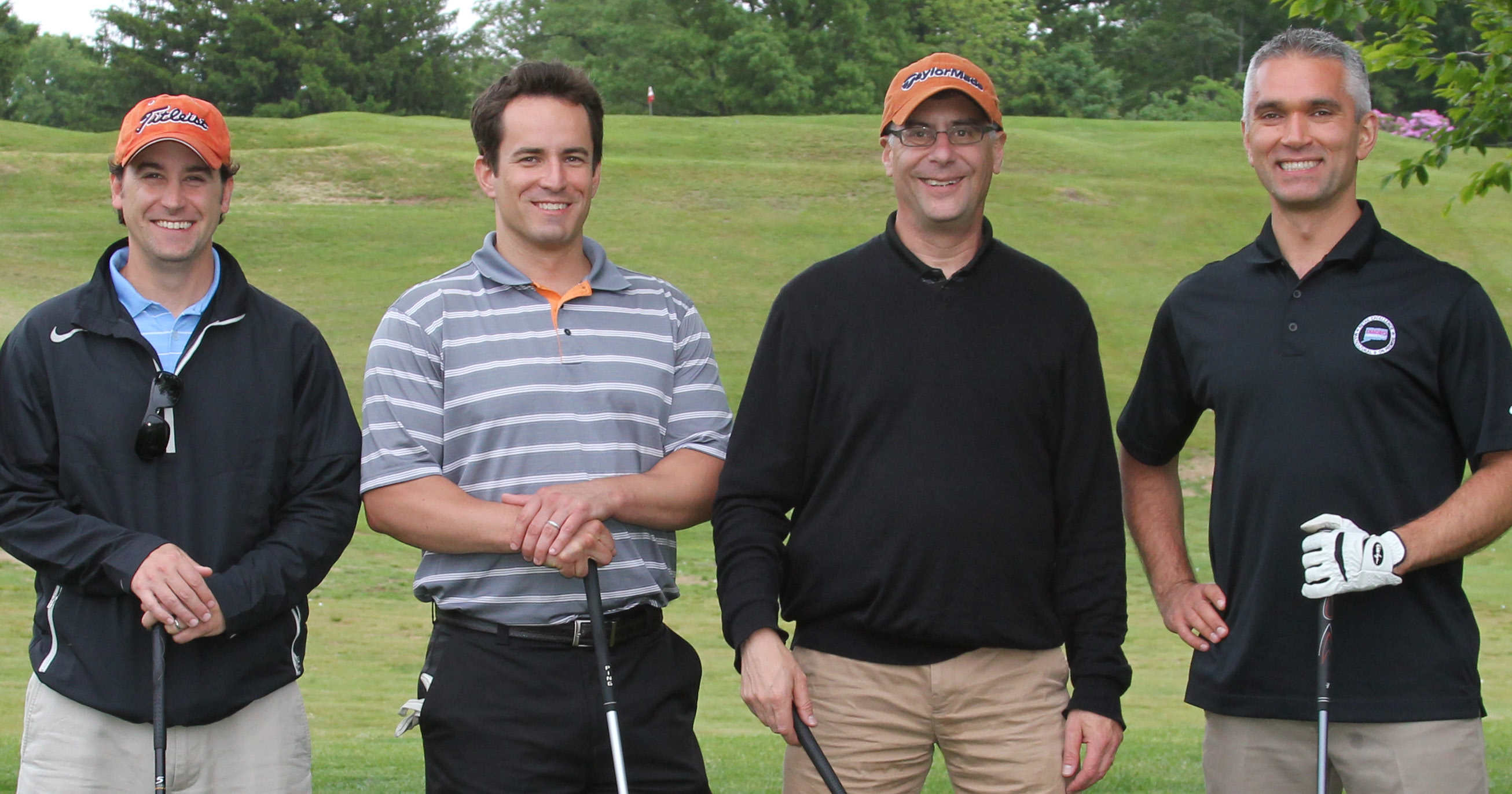 AROUND TOWN: Charity Golf Outing Raises 50K