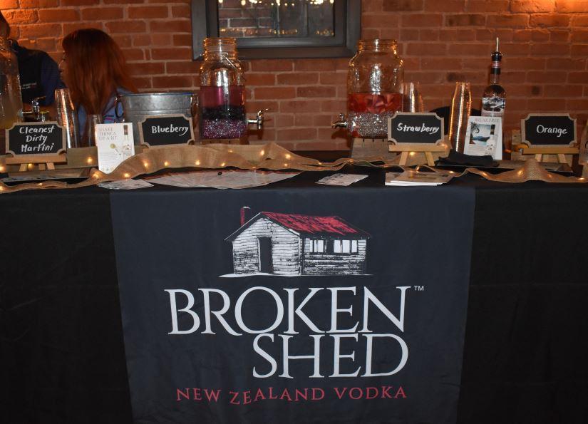 Broken Shed Vodka Hosts Industry Night