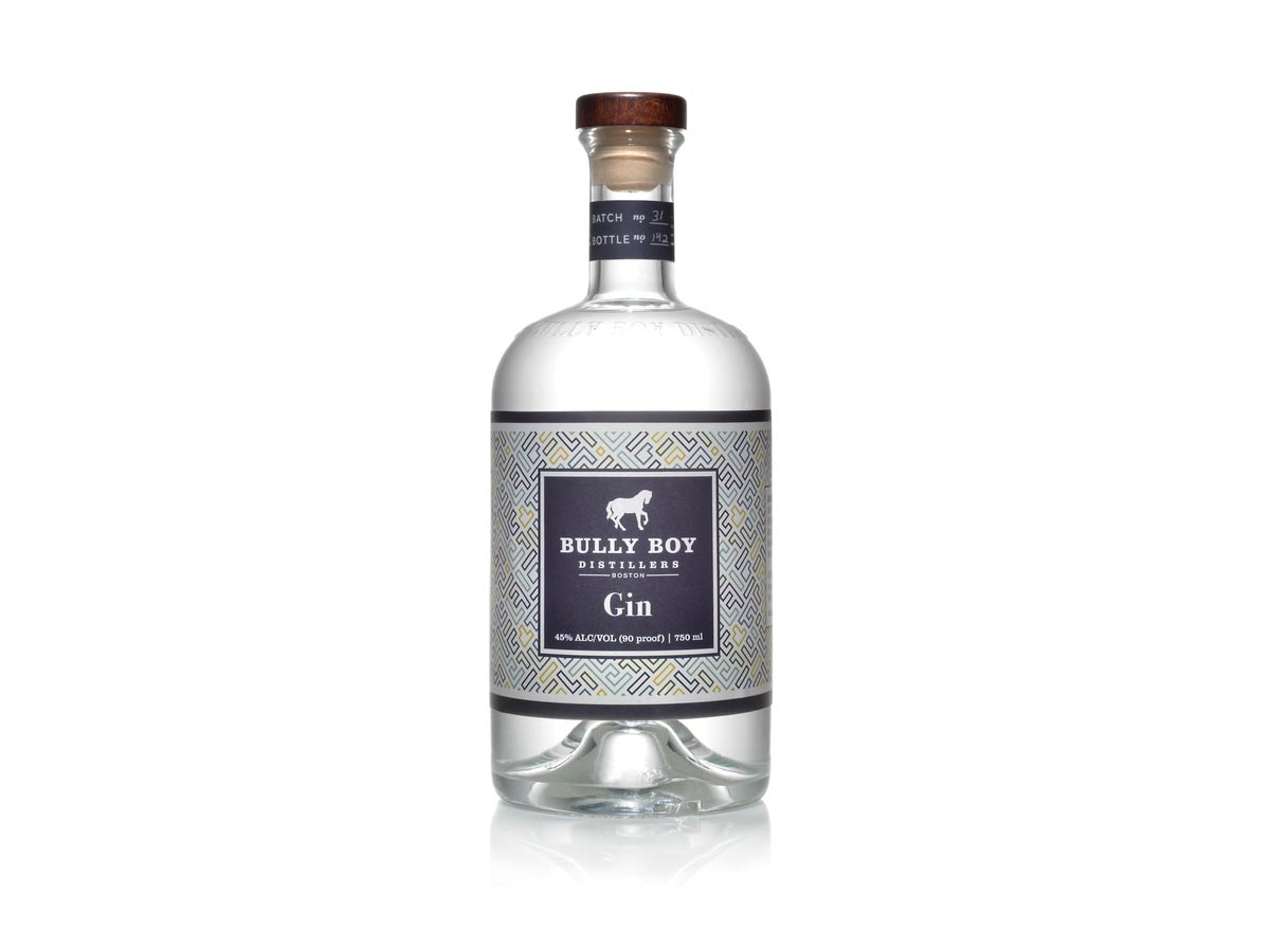 Bully Boy Gin Offers New Expression