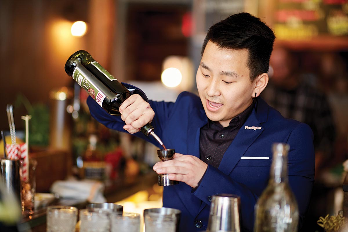 Providence Bartender Places in Heaven Hills Finals