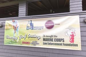 Brescome Barton, Worldwide Wines Annual MC-LEF Golf Fundraiser @ New Haven Country Club