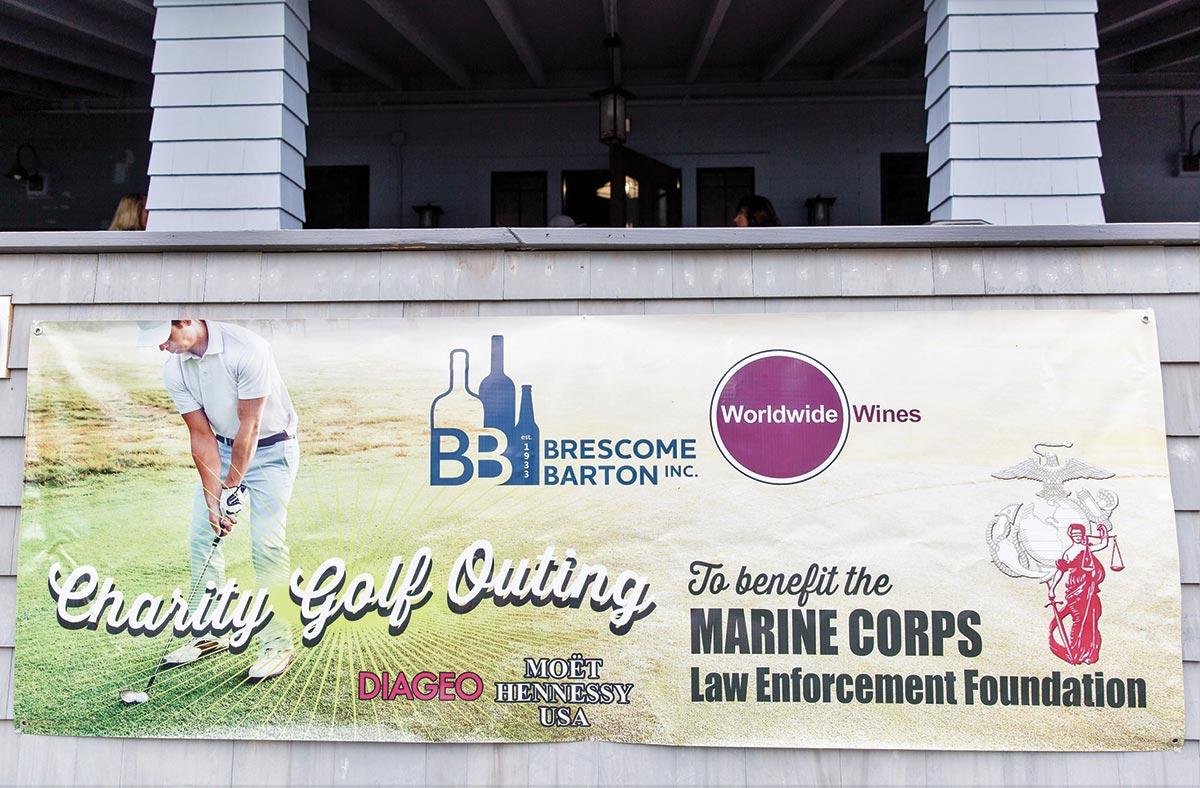 September 17, 2018: Brescome Barton/Worldwide Wines MC-LEF Golf Outing