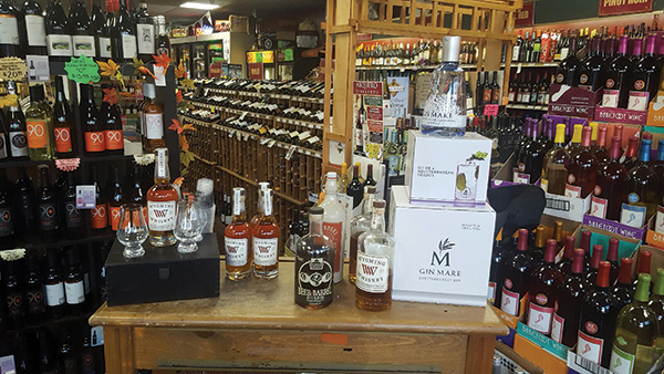 Blue print spirits brands featured at greater hartford area harvest wine and spirits elmwood on december 22 2016 malvernweather Gallery