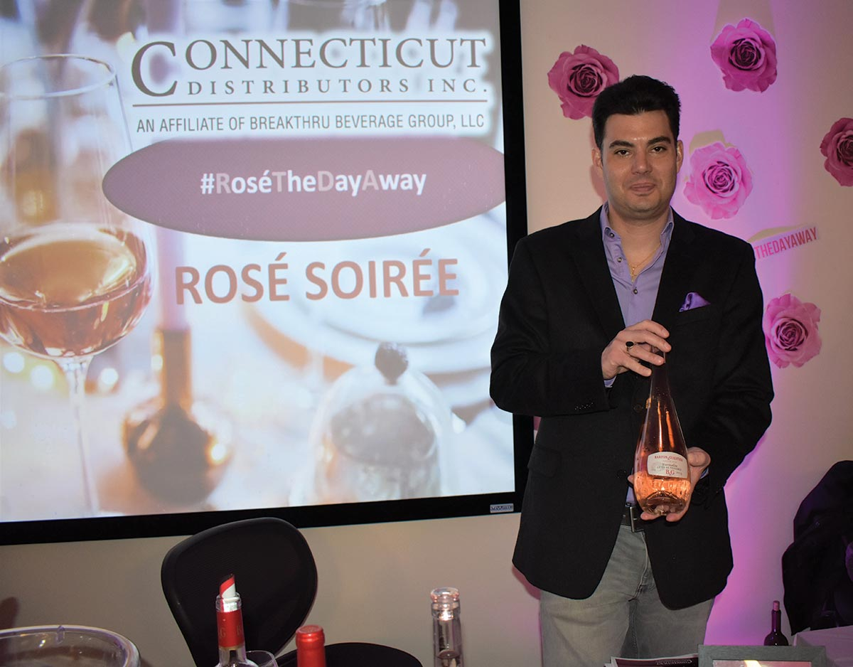 CDI Welcomes Spring with Rosé Soiree