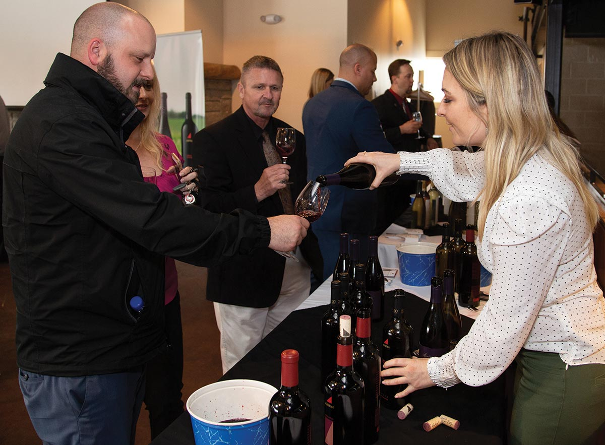 California Winery Lines Welcomed at CDI Sales Luncheon