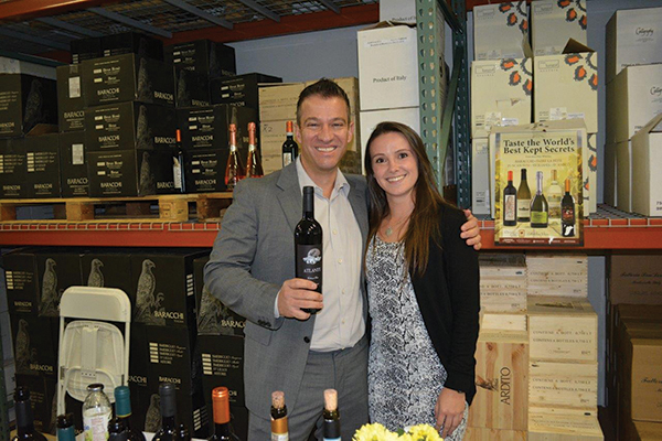 Cellar Fine Wines Presents Brands at Trade Tasting
