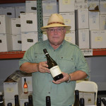 Robert A. Morus, President, Phelps Creek Vineyards.
