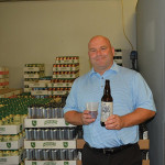 Jeff Morin, Sales Manager, Cottrell Brewing.