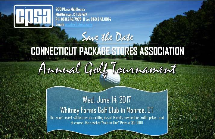 June 14, 2017: CPSA Annual Golf Tournament