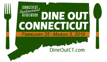 Dine Out Connecticut Begins February 25