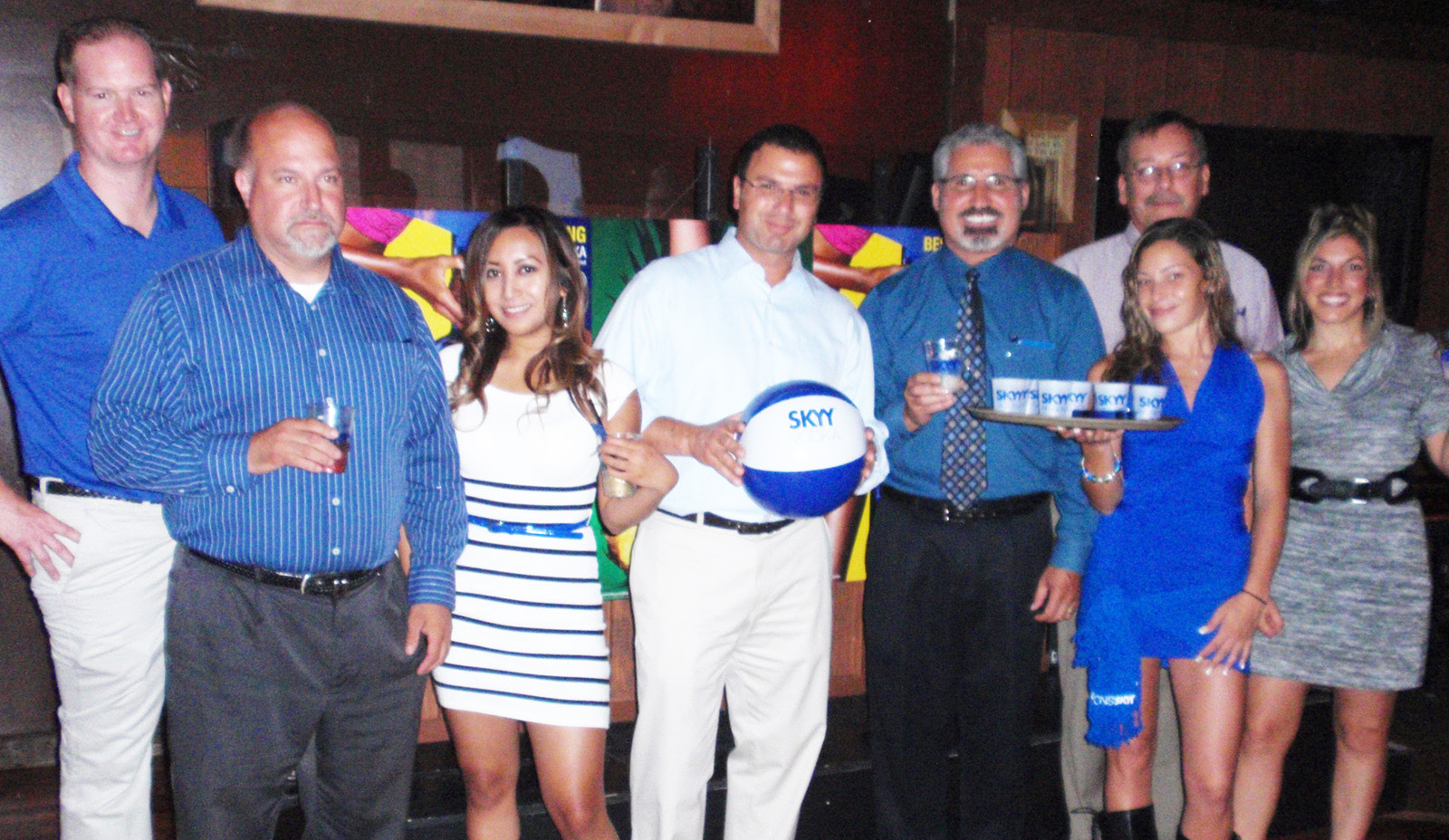 AROUND TOWN: Campari USA Hosts Trade Party