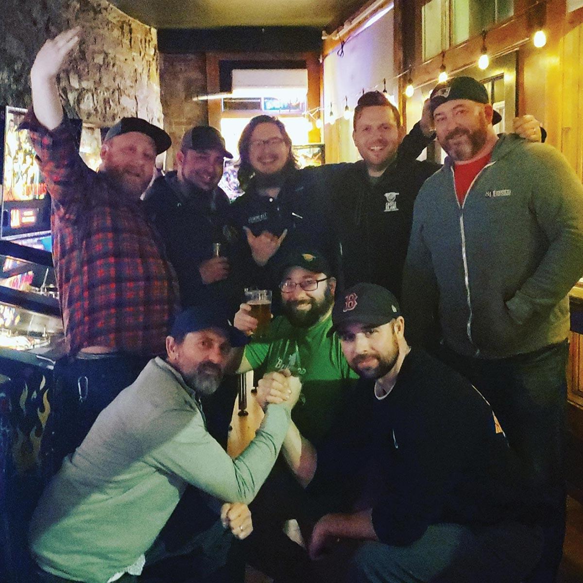 Castle Island Brewing Pub Crawl Showcases New Brews