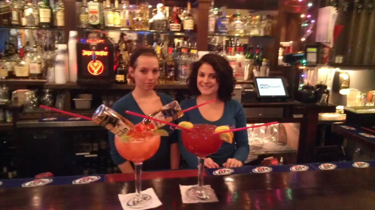 Serving Up: Hawaii 5-0 Martini from Spats