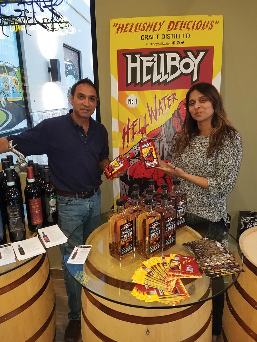 Piu Facile Continues its Market  Rollout of Whiskies and Wines