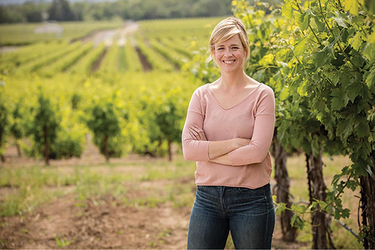 Chalk Hill Estate Vineyards and Winery Names Foley Head Winemaker