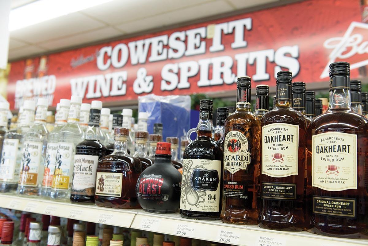 Retail Review: Cowesett Wine & Spirits