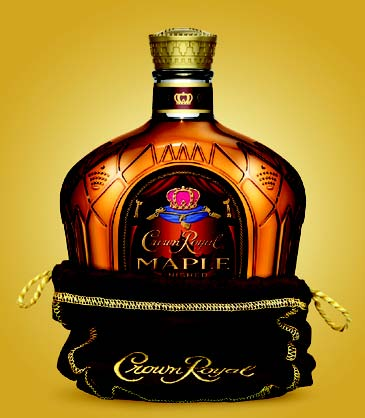 ICONIC CANADIAN FLAVOR INSPIRES LATEST CROWN ROYAL