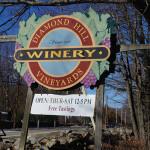Diamond Hill Winery.
