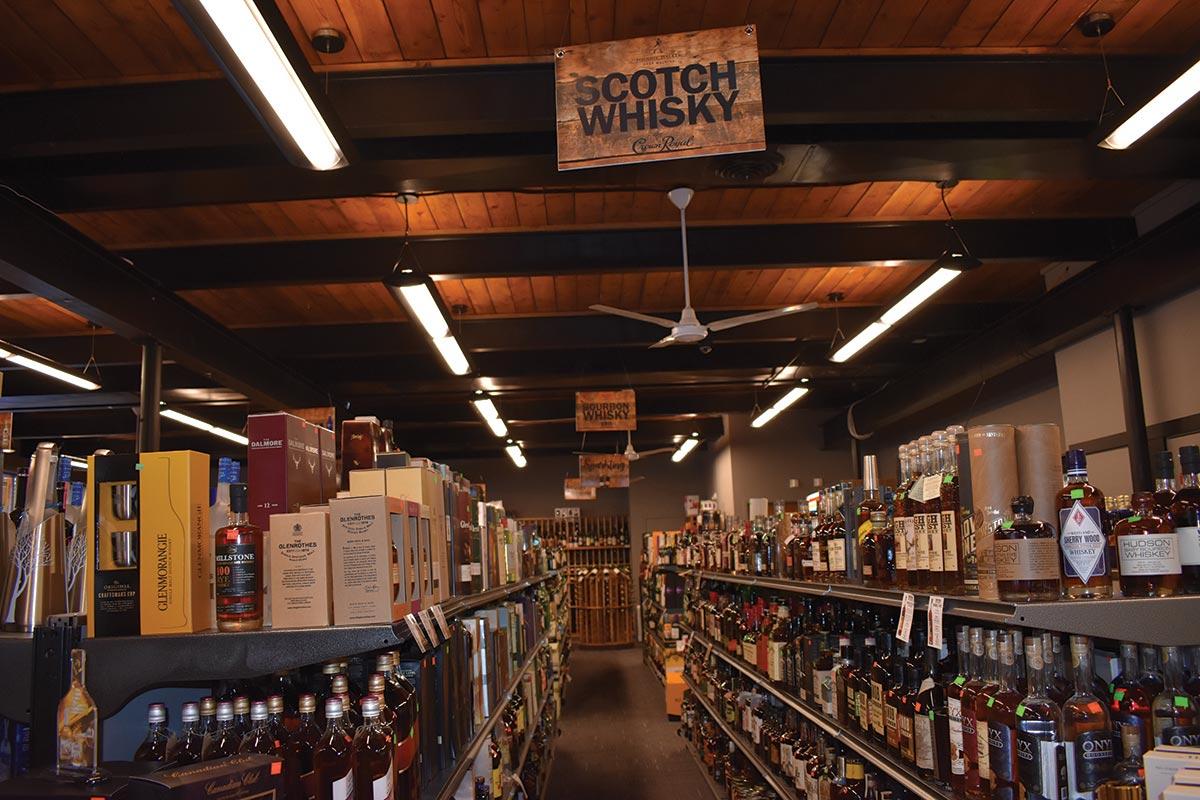 Retail Review: Sammy's Buy Rite Liquors